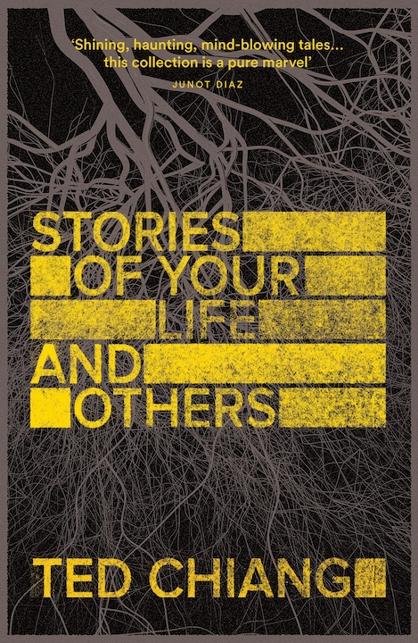 Book cover for Stories of your Life and Others