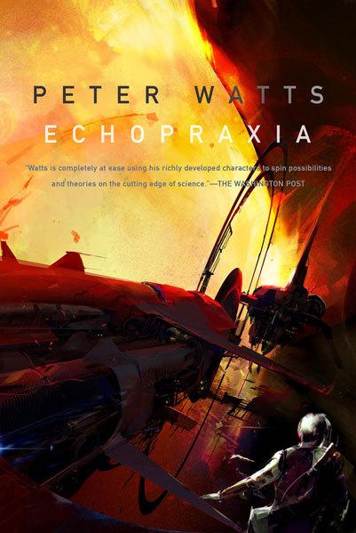 Echopraxia book cover