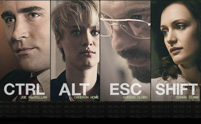 Halt and Catch Fire, main characters