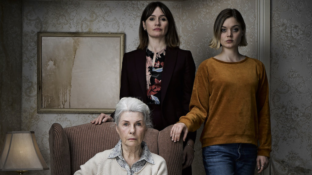 Robyn Nevin, Emily Mortimer, and Bella Heathcote in Relic