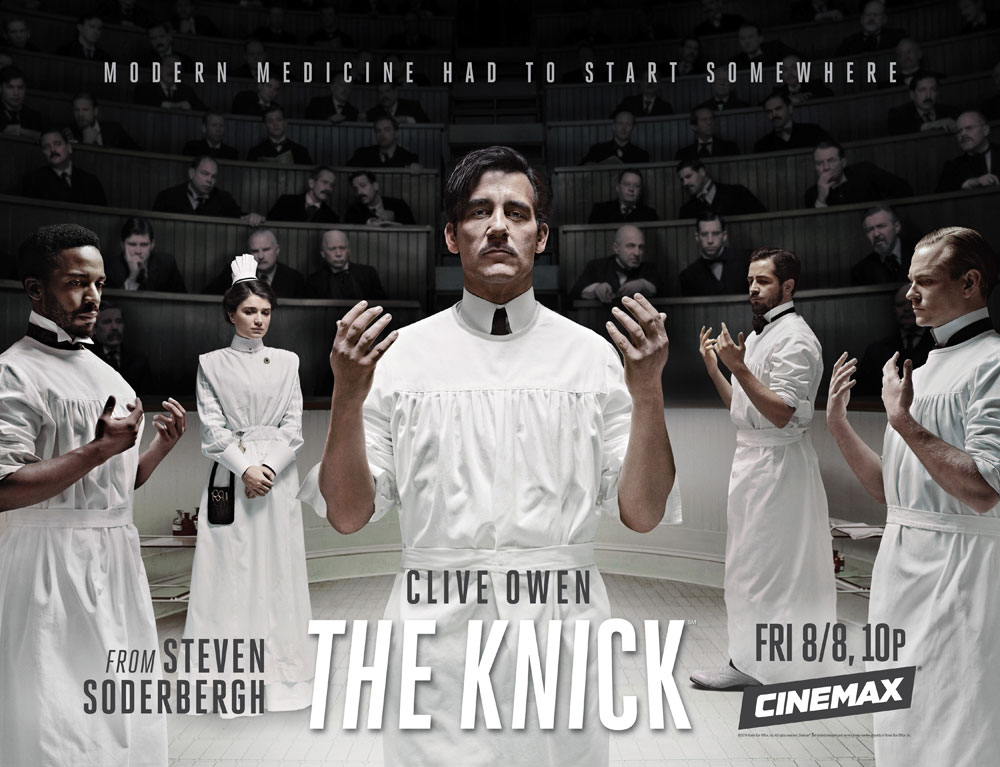 The Knick - Promotional image
